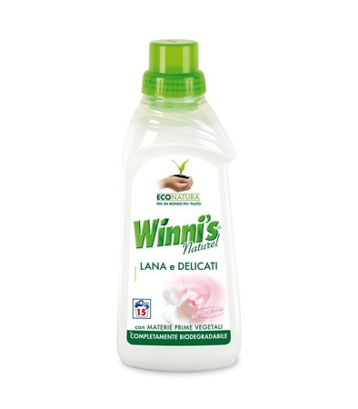 Płyn do prania wełny i delikatnych tkanin Winnis 750 ml (1)