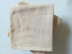 pieluszka tetrowa niebielona 40x40 cm