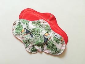 podpaska maxi plus tukany i palmy