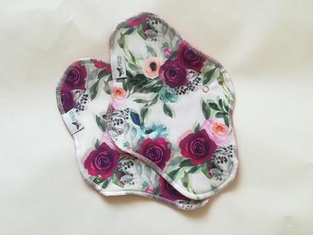 podpaska maxi light malowane róże  (1)