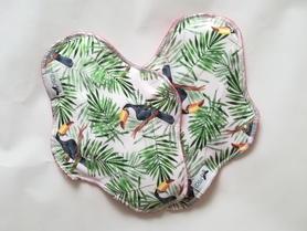 podpaska maxi tukany i palmy