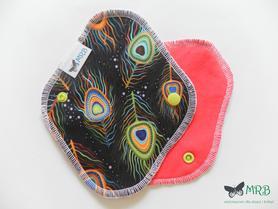 podpaska mini pawie pióra