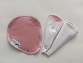 podpaska mini-string różowa z coolmax